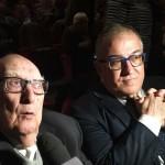 Andrea Camilleri e Giuseppe Dipasquale