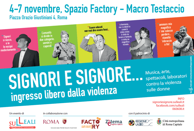 Signoriesignore_Save the date
