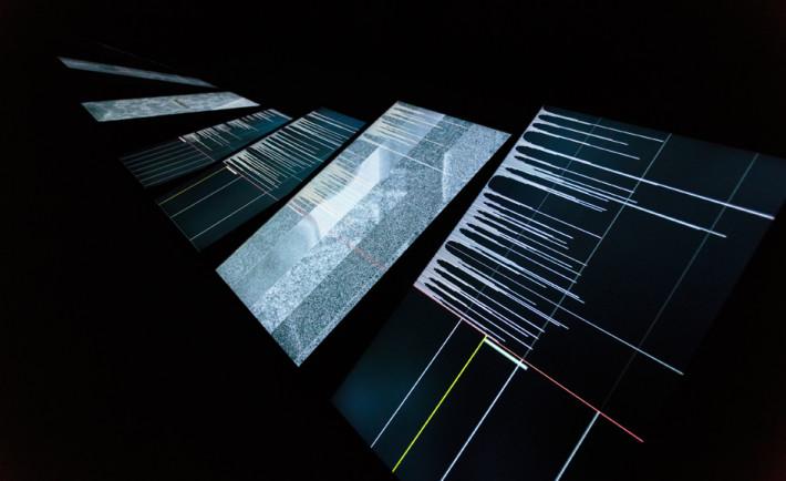 5) Ryoichi Kurokawa, ad_ab Atom, 2017